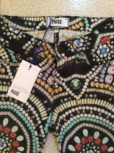Imprime' Paige Verdugo Valeur Magnifique T Bijoux Skinny Ultra Jean 25 350 XwwB5