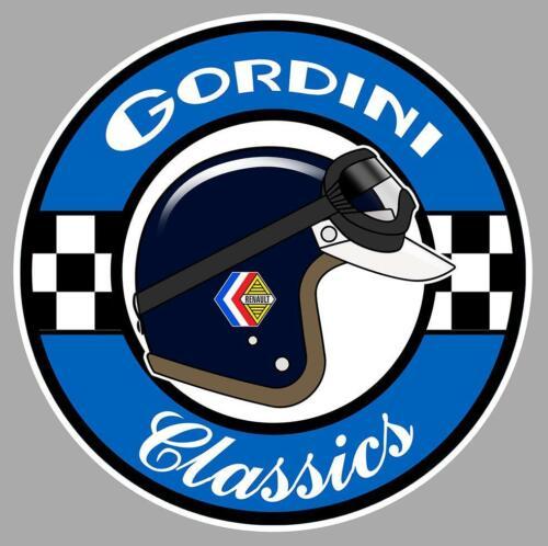 GORDINI Classics Sticker