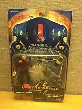 Lost In Space: Dr. Smith w/Sabotage Action and Claw Strike Spider  NOC 1997