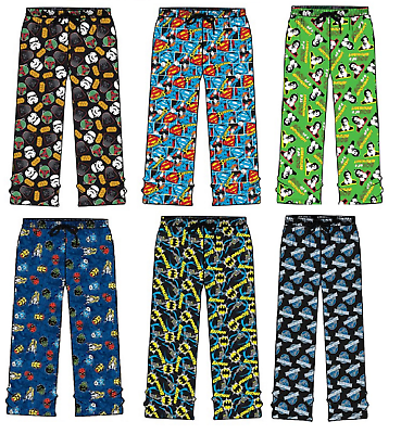 Systematic Men's Official Star Wars & Superman Etc,character Lounge Pant Nightwear Pyjamas Price Remains Stable Men's Clothing Clothing, Shoes & Accessories