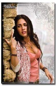 Poster Megan Fox Transformers Mikaela Banes