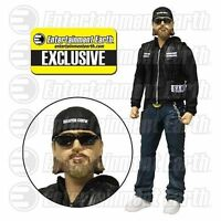 Sons Of Anarchy Jax Teller Action Figure Exclusive Variant With Hat & Glasses