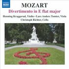 Mozart: Divertimento in E flat major (CD, May-2011, Naxos (Distributor))
