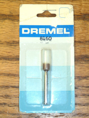 "DREMEL 1//4/"" X 1//4/"" dia ABRASIVE GRINDING WHEEL POINT #8160 for ROTARY TOOL NEW"
