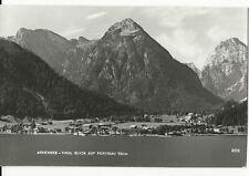 Austria - Tirol, Achensee, Blick auf Pertisau - Vintage Real Photo Postcard