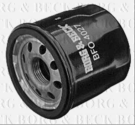 BORG /& BECK Filtre à huile pour Renault Kangoo MPV 1.2 43 kW
