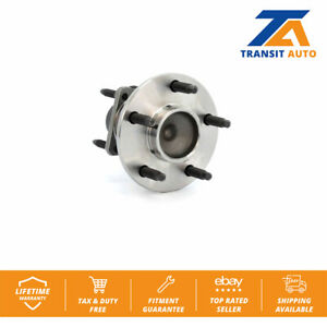 Notes: LS, LS Panel, LT, LT Panel Non-ABS Front Wheel Bearing and Hub Assembly fits 2008 Chevrolet HHR