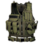 Adjustable CS Tactical Military Airsoft Molle Combat Army Plate Carrier Vest UK
