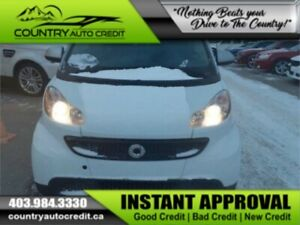 2013 Smart ForTwo  I Everyone Approved I Inhouse Available