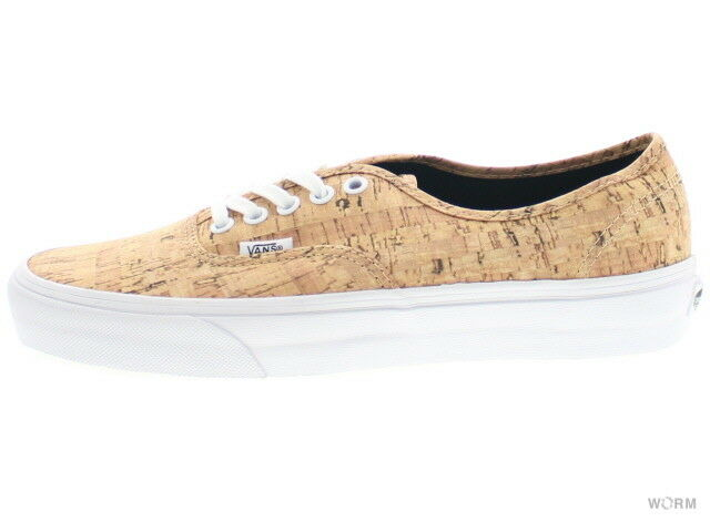 VANS AUTHENTIC vn-00aigyt (cork) tan/true  Blanc
