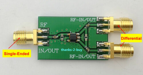 10MHZ-3GHZ Single-ended 1 ETC1-1 Differential RF Signal Conversion Barron 1