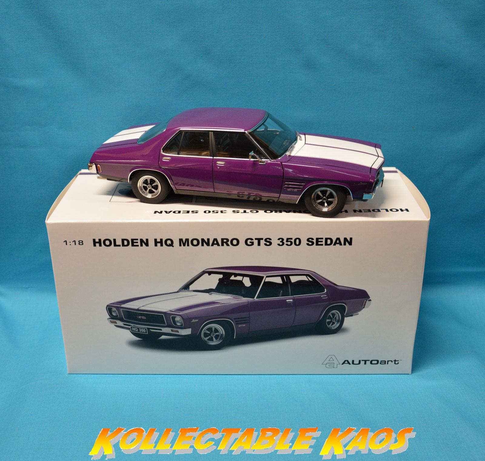 1 18 Biante - Holden HQ Monaro GTS350 Sedan - Purr Pull LTD ED. 1150  NEW