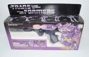 Shockwave-MIB-100-Complete-A-1985-Vintage-Hasbro-Action-Figure-G1-Transformers
