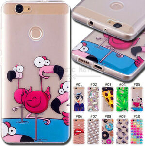 For-Huawei-Nova-Protective-Rubber-Silicone-Soft-Cover-Back-TPU-Shockproof-Case