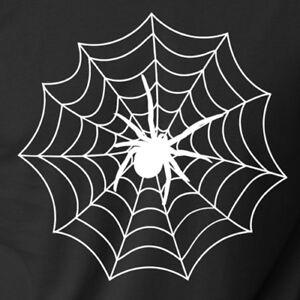 Spider Web Halloween Creepy Horror Spiderweb Trick Or Treat Black Widow T Shirt Ebay