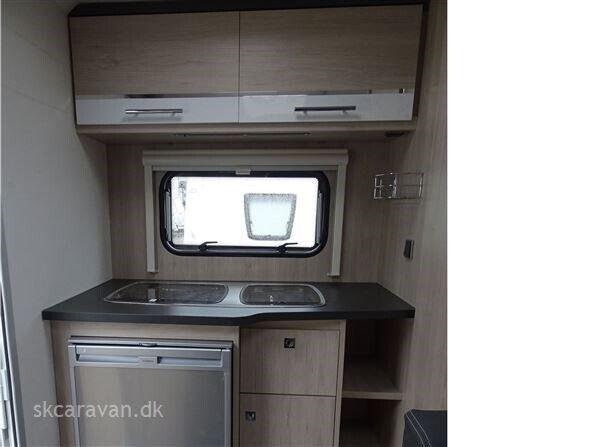 Caravelair Antares Style 400, 2019, kg egenvægt 820