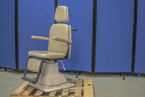 reliance 5200 h ophthalmic exam chair - great condition - no pedal