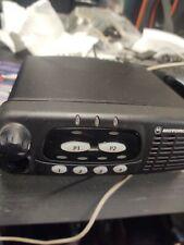 Motorola Cdm750 Cdm 750 Aam25kkc9aa1an 136 174 Mhz 45 Watts Vhf Mobile Radio