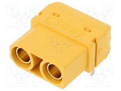 Buchse 6,5//4,3//1,4mm weiblich zur DC-Stromversorgung  auf PCB 1613 11 DC Steckve