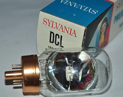 LAMPADA DCL 120 V 150 W G17Q PROIETTORE 8 mm ( DeJur,Keystone,Montgomery Ward )