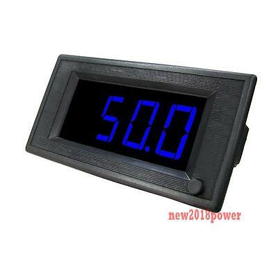 50V 200A DC BLUE LED DIGITAL AMP VOLT 4WD RV BOAT SOLAR PANEL METER Power 6-24V