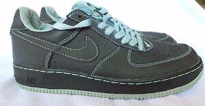 Nike Para Hombre Zapato Atlético 309585 001 2005 Nubuk Cuero