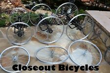 """20/"""" ~26/"""" Hollow hud wheels Black trike 5//8/"""" axle Tricycle Conversion Kit for"""