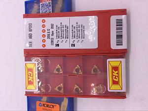 0.5-1.5 For SER//SNL high quality CNC 10pcs CK 11ER A60 11ERA60 Metric Insert
