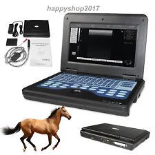Veterinary Ultrasound Scanner Machine Animal B Ultrasound Rectal Probe Horse Cow