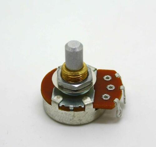 "Fender® Hot Rod Telecaster Volume Potentiometer~375k 1//4/"" Solid Shaft~Brand New"