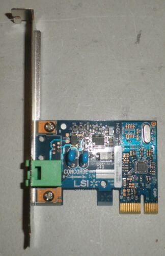 HP rp5700 PCIe 56k Fax Modem Anatel 490689-001 468470-003