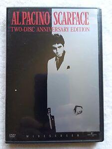 "AL PACINO ""SCARFACE"" 2 DISC ANNIVERSARY EDITION DVD - Deutschland - AL PACINO ""SCARFACE"" 2 DISC ANNIVERSARY EDITION DVD - Deutschland"