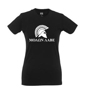 Molon Labe I Spartan Sparte KING I fun I Drôle I Proverbes I démoniaque Shirt