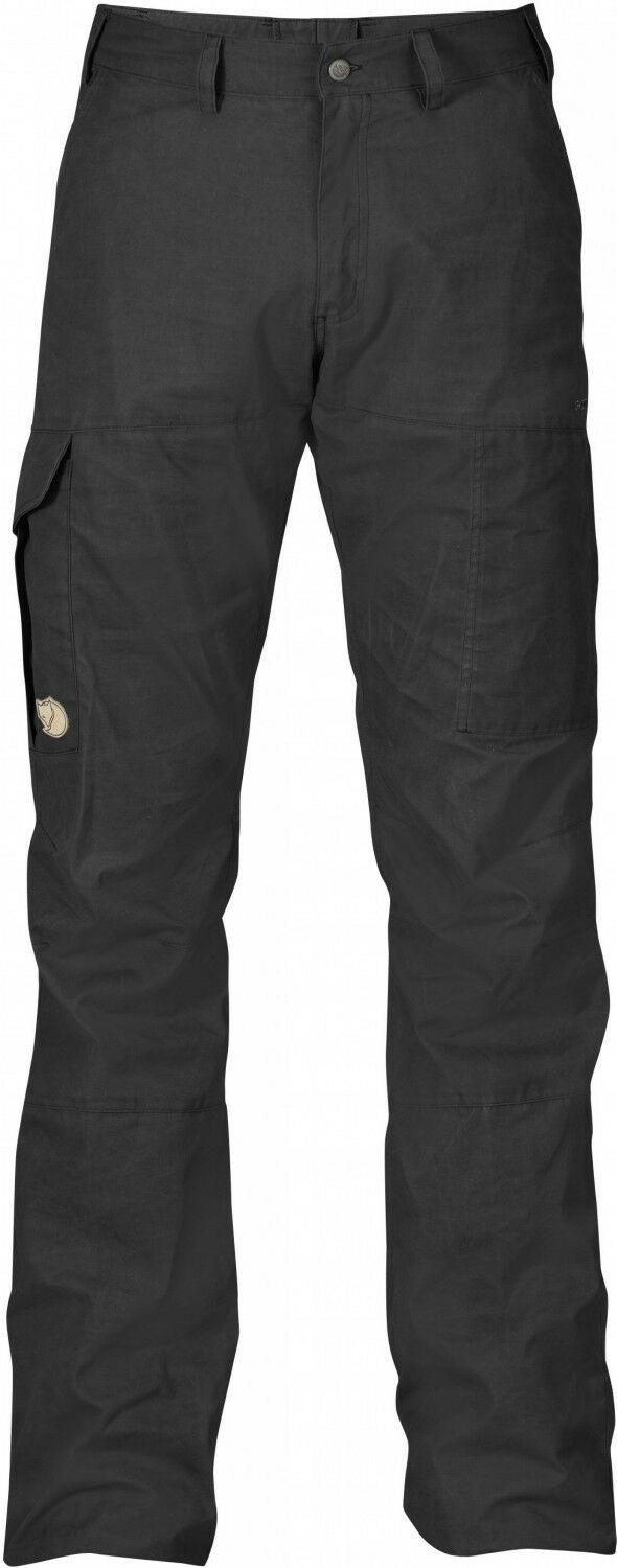 Fjällräven Karl Trousers Hydratic Herren Outdoor Hose - Dark Grau