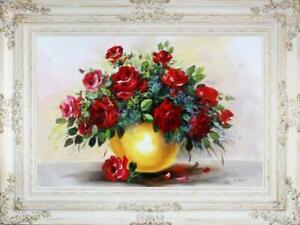 Bon CœUr Peinture à L'huile Baroque Images Tableau Ölbild Cadre Photo G16989