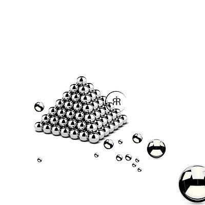 Steel Ball Bearings 6mm 8mm 9.5mm 10mm 11mm 12mm Steel Balls Choose a Size