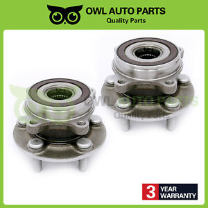 Set-of-2-Front-Wheel-Bearing-And-Hub-Assembly-For-Toyota-Prius-2010-2015-5-Bolts