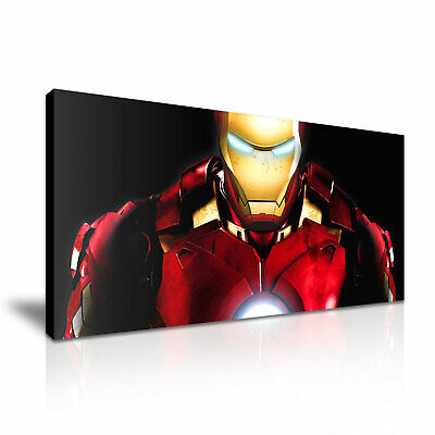 Avengers Iron Man Stretched Canvas ~ More Size