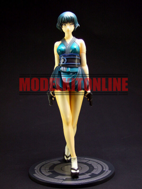 THE MANIPULATED SEXAROID TSUZUMI SEXY 1 5.5 UNPAINTED RESIN FIGURE MODEL KIT