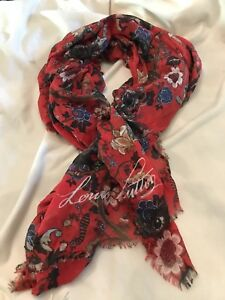 Louis-Vuitton-Chapman-Brothers-Garden-Of-Hell-Stole-Scarf