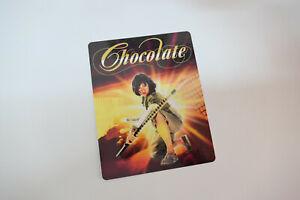 CHOCOLATE - Steelbook Magnet Cover (NOT LENTICULAR)