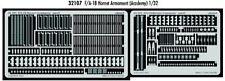 Eduard 1/32 F/A-18 Hornet armament for Academy kit # 32107