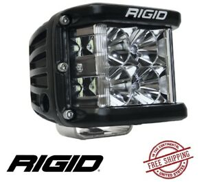 RIGID Industries 261113 D-SS PRO Side Shooter LED Lights Flood D-Series Single