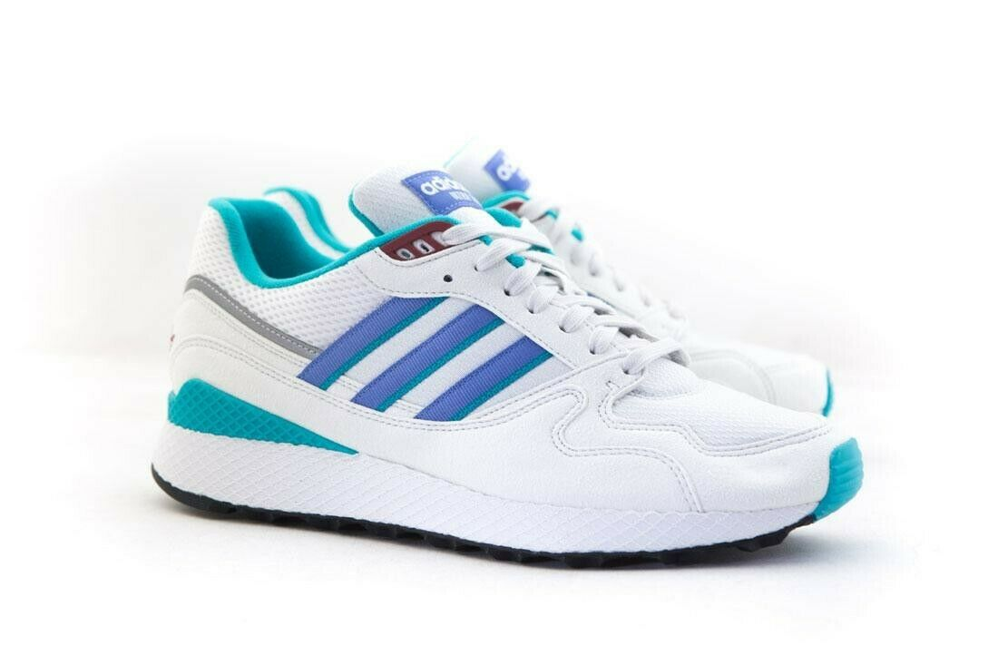 B37916 Adidas Men Ultra Tech Weiß crystal Weiß real lilac core schwarz