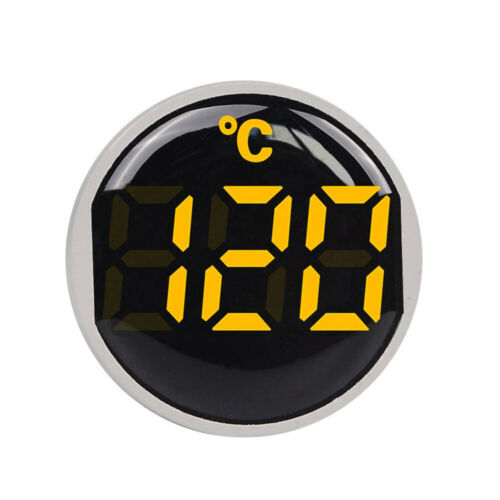 Mini LED Light Display Thermometer Digital Temperature Meter Indicator.~