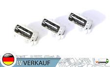 USB typ a Type A Buchse liegend 3er DIY Pack für Arduino Prototyping DIY