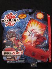 Bakugan BakuClip Dragonoid Series 1 Red Pyrus Clip Battle Brawlers