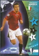 PANINI UEFA CHAMPIONS LEAGUE 2007- #171-ROMA-VINCENZO MONTELLA
