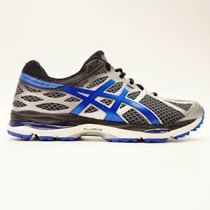 chaussures de séparation 2498e 2c280 Asics Gel Cumulus 17 T5D3N Mens US 10 EU 44 Gray Athletic ...