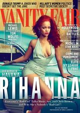 Vanity Fair Magazine November 2015 Rihanna + supplement NEW